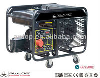 8.5KW superpower gasoline gas generator with LED display screen