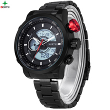 Wholesale OEM colorful Waterproof LED factory good price watches
