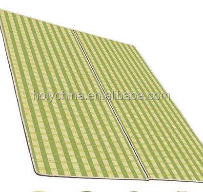 hot sale high quality bamboo sleeping mat