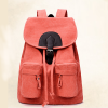 Hot Sale travel shoulder bag laptop backpack rucksack canvas bag