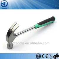 Rubber Handle Claw Hammer Workshop Tools