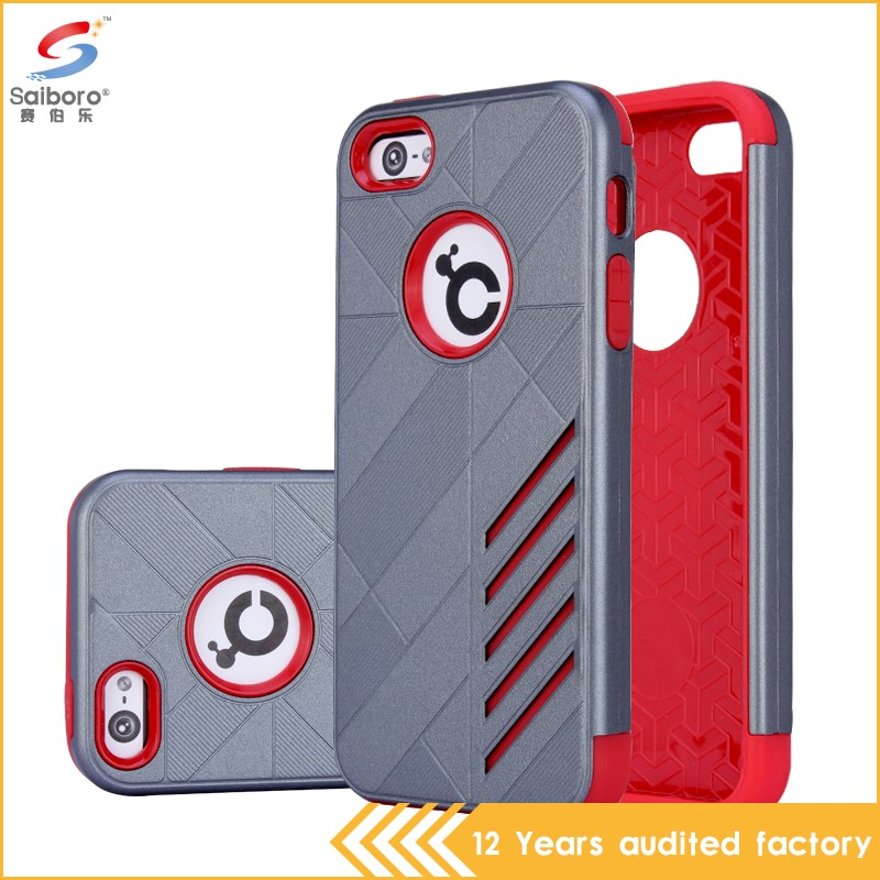 New design mobile phone cover for iphone 5c case