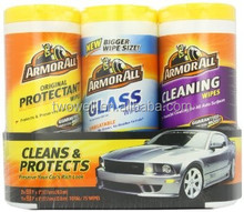disposable nonwoven car cleaning wet wipe