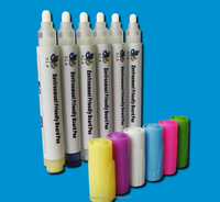 6.5mm wholesale empty paint valve action markers graffiti spray paint marker barrel