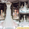 guangzhou panyu yeguofei wedding dress China factory custom made fashion wedding dress