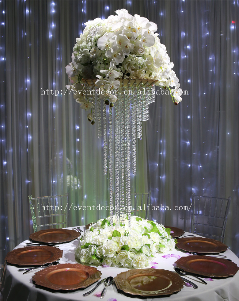 modern acrylic wedding chandelier centerpieces for wedding favor and home decoration buy. Black Bedroom Furniture Sets. Home Design Ideas