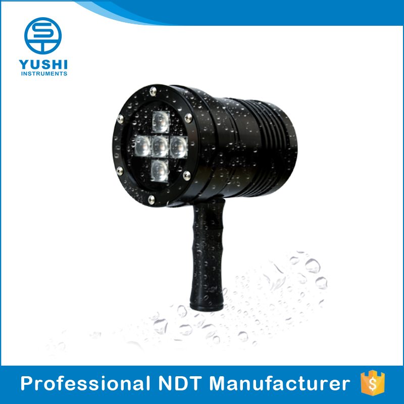 NDT Dustproof and Waterproof Cold Light Fluorescent Leak Detection Handheld UV Lamp NDT Detector