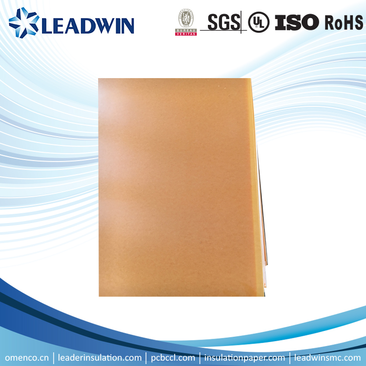 ROSH certified high mechanical strength bakelite insulating material for transformer