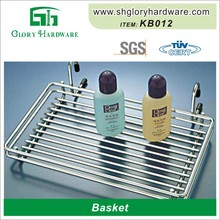 Promotional Stacking Decorative Kitchen Metal Shopping Cart With Baskets