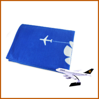 Cheap Price Different Kinds Airline Polyester Blanket