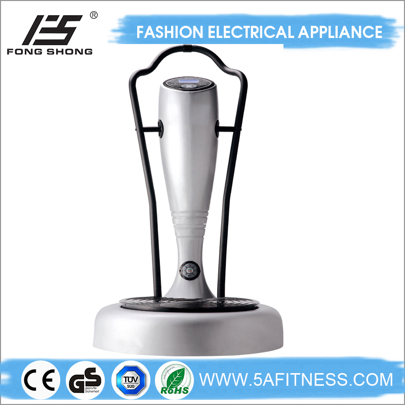 In 2016, the fitness machine show blood circulation machine vibration
