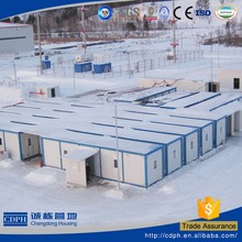 Flexible design EPS prefab container homes made in China