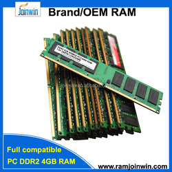 Full compatible fast delivery cheap 4gb ddr2 ram stick