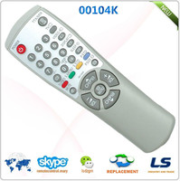 00104K control remoto / TV remote control ,using for Sam sungs new Products, LCD/LED universal TV remote control