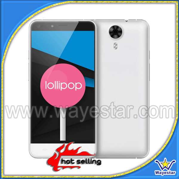 OEM Own Logo Android 5.0 Mobile Phone / Unlock 4G Mobile Phone