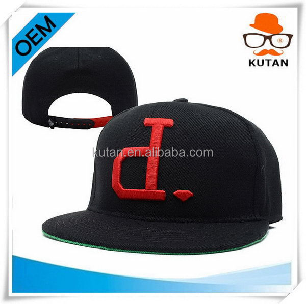 Best quality most popular cheap sports glow baseball cap