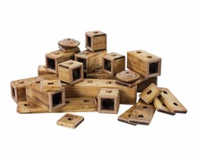 Promotion kindergarten baby wooden toy import toys from china adult wooden intelligent toys