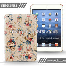 2013custom waterproof cover for ipad mini with ce rohs certification