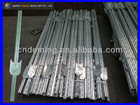 real factory paint steel fence T post for sale