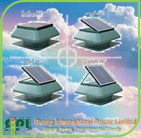 Air Conditioning 20 watt Natural (Solar) Green Energy Powered Attic Roof Fan poultry farm use solar roof air ventilator