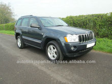 2008 Jeep Grand Cherokee 3.0 CRD Limited 5dr Auto - 22514SL/R