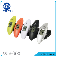 Mini Electronic Products Portable Pocket Handy Travel Weight Balance Weighing Luggage Scale For Gift