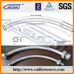 Popular Curve Bolt for Tunnel