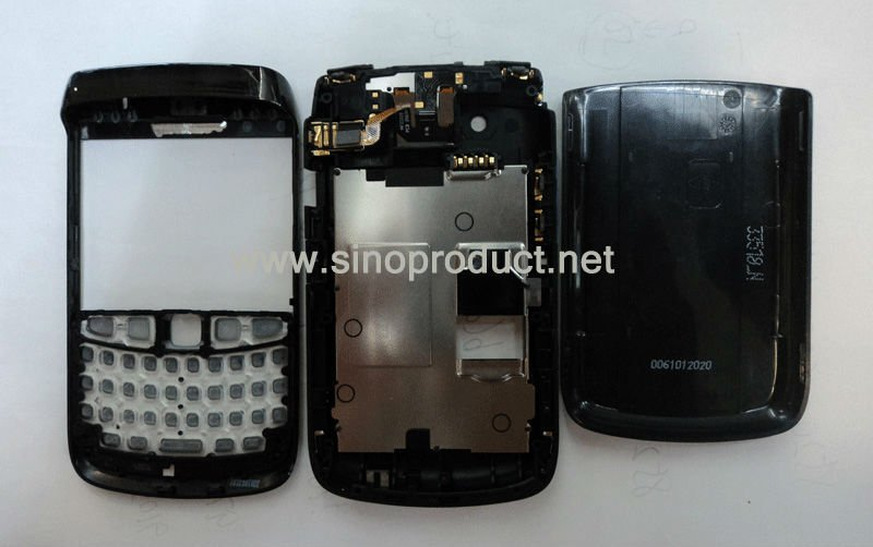 BB 9780 Cover For Blackberry Bold 9780 Housing Full Set Phone Parts Wholesale