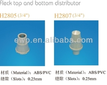 water distributor for water filter tank/filter nozzle/strainer