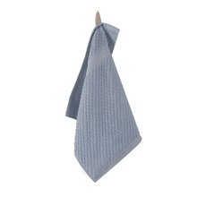 Hotel home used soft plain woven small hand towels for children jacquard kerchief