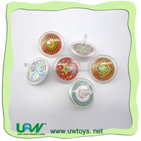 wholesale china trade plastic spinning top