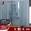 Hot Sale Stainless Steel Shower Screen Glass Door Handle/Bathroom Door Pull Handle HB-153