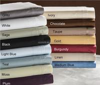 100% Bamboo Fiber Sheet Sets / bamboo flat sheet