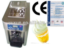 commercial frozen yogurt soft ice cream machine used