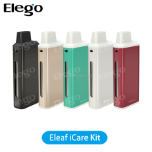 2016 Alibaba Hottest Ecig Eleaf new design! Eleaf iCare Mini Kit from elego with fast shipping