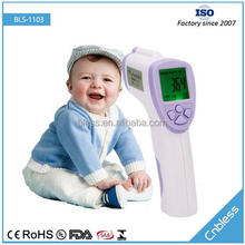 BLS-1103 Infrared Non-Contact Thermometer of Stronger Environmental Temperature Forehead