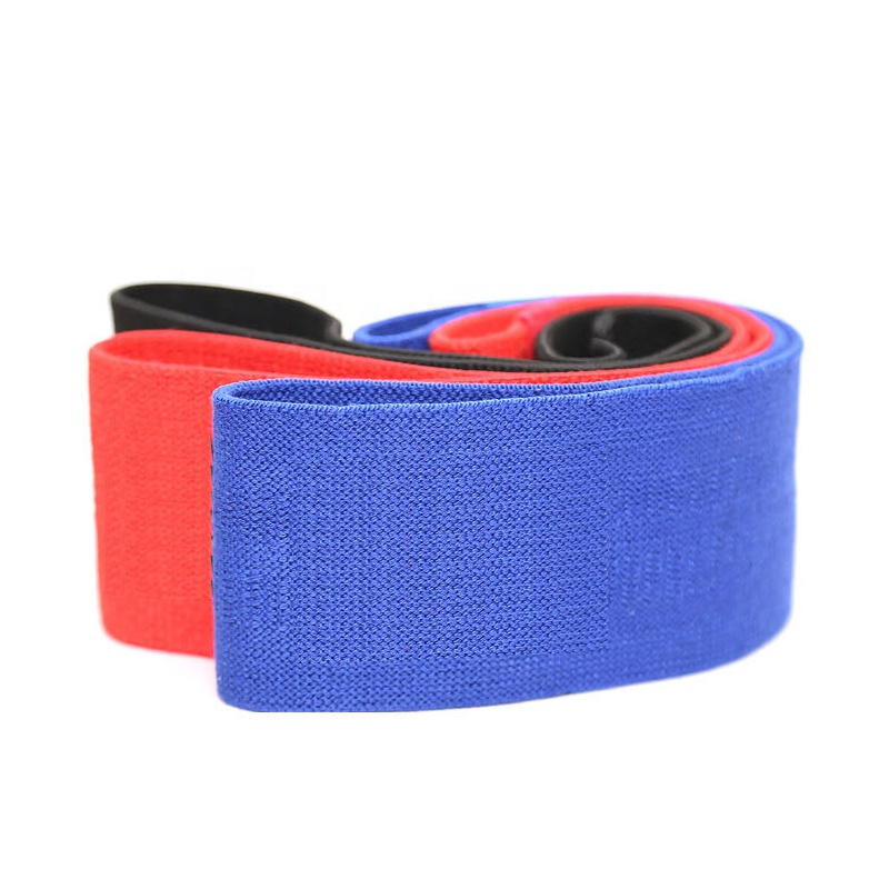 2019 Amazon new type latex workout wholesaler exercise custom logo hip <strong>fitness</strong> resistant band