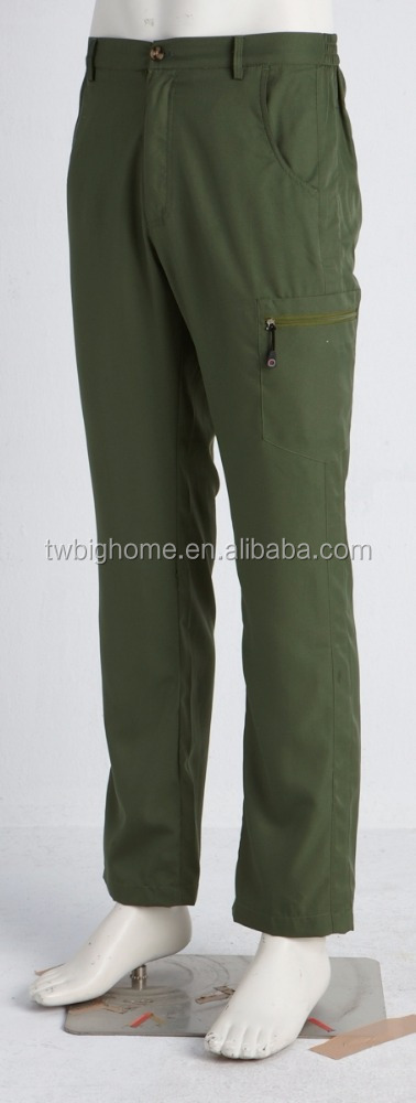 High-quality casual moisture wicking series male trousers