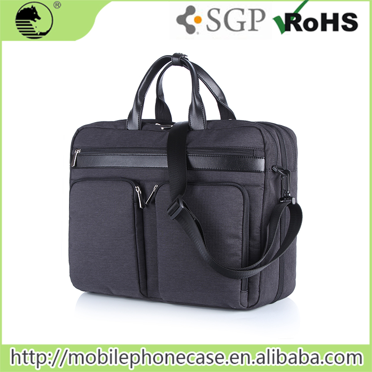 2016 Wholesale Promotional Laptop Messenger Shoulder Bag