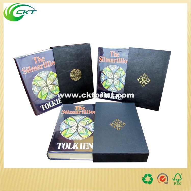 Cheap Text hardcover book printing from China book supplier