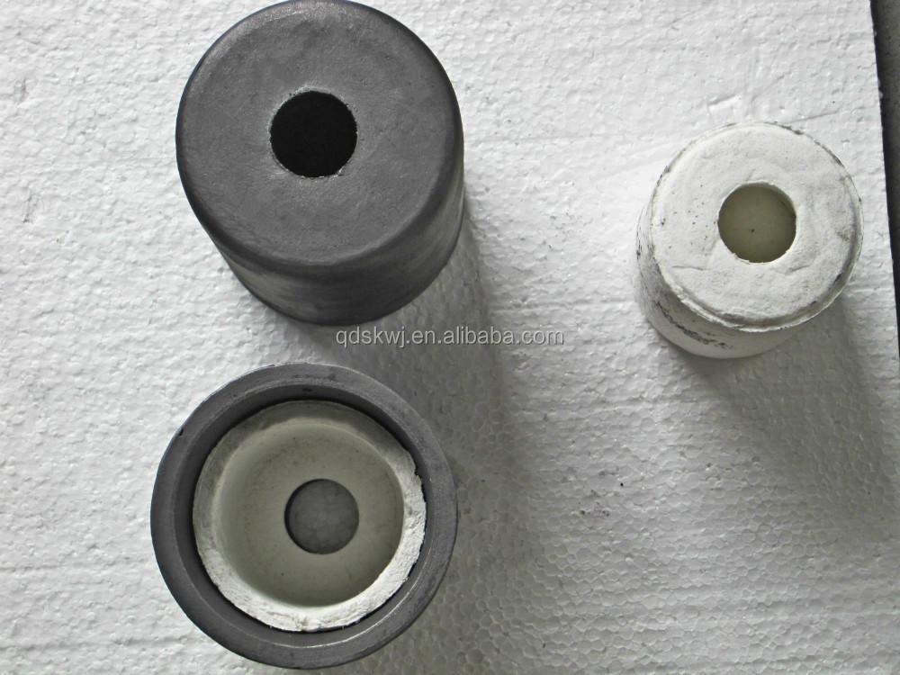 graphite fili re et manchon de protection pour up poudre machine pour cuivre fusion autres. Black Bedroom Furniture Sets. Home Design Ideas