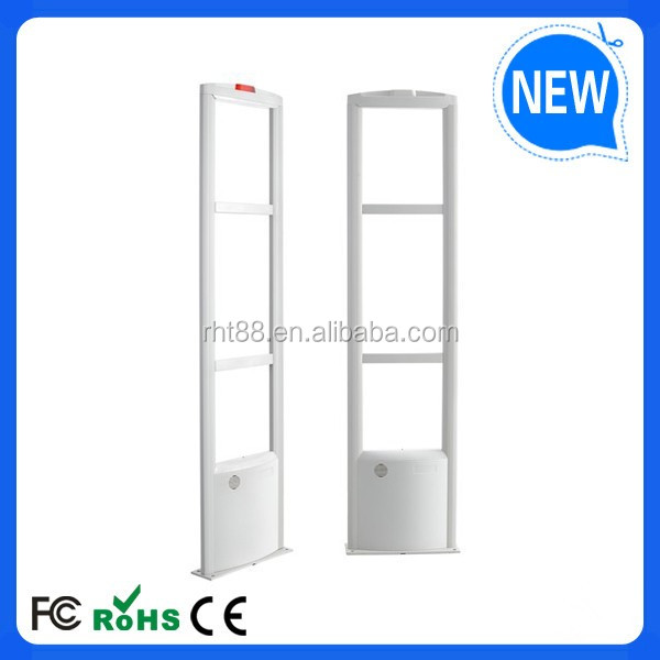 Anti-theft alarm system security door/gate RF security reader alarm security door /supermarket