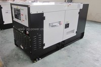 water cooled powered electric generator diesel the engine generator 10 kva