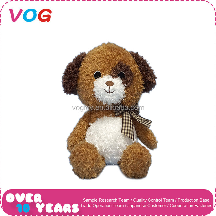 Best sale customized size or color creative plush dog stuffed animals