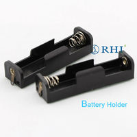 Single aa Battery cell box ,Battery Holders