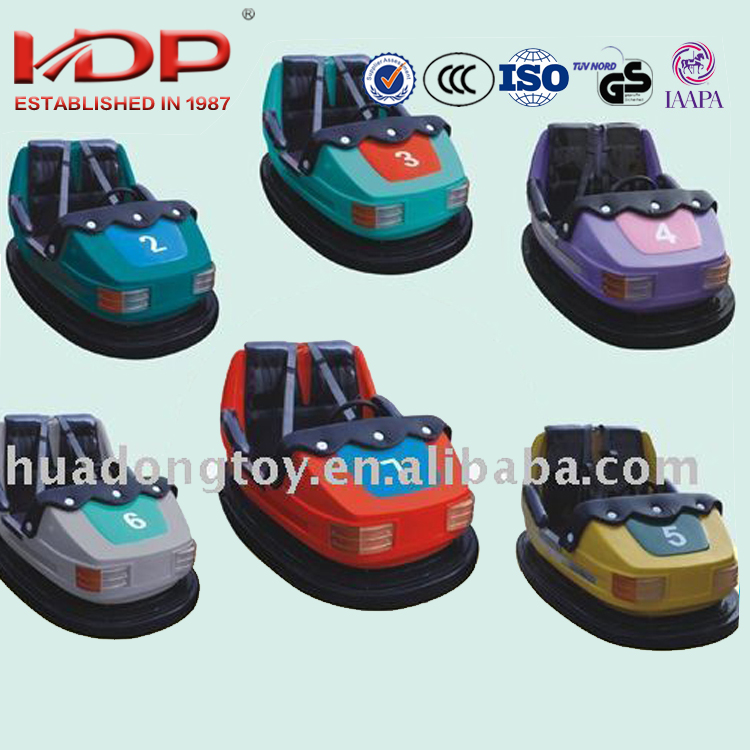 2017 New arrival lowest price Battery amusement park race car kids bumper Car with CE Certificate