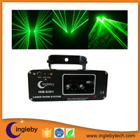 cheap 60mw green laser beam effect dj disco laser light for sale