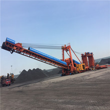 widely used low price china manufacture coal stacker reclaimer