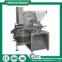Cost Saving Combined Oil Expeller Press Machine Automatic Heating Coconut Meat Oil Press Machine