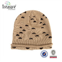 wholesale 2016 latest new design custom warm comfortable beanie hat